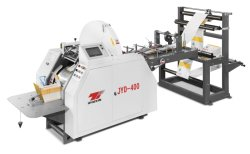 저가 패킹 음식을%s 기계적인 편평한 Bottom/V 밑바닥 Fkraft 종이 봉지 기계