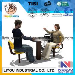 옥외 운동 체조 운동 적당 무력을%s 장비에 의하여 무능하게 하는 여가 교판 테이블 또는 무력 훈련 적당 교판 테이블