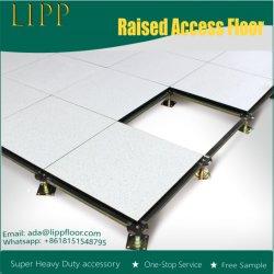 Piso Anti-Static piso amovível de PVC/HPL
