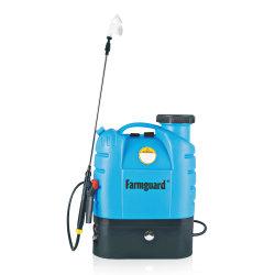 Hete Farmguard Nieuwe 16L verkoopt Spuitbus van de Batterij van de Rugzak van de Landbouw de Elektrische Desinfecterende Landbouw