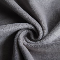 70%хлопок 30%полиэстер серого вязки уютный очаровательный CVC ткань 190GSM для одежду и обувь/одежды