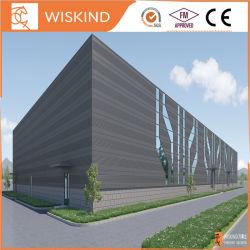 De Bouw van het Pakhuis van de Structuur van het Staal van Peb van de Vensters van het aluminium
