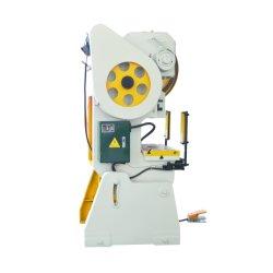 Precio punzonadora hidráulica pequeña prensa eléctrica bastidor C Pulse J23-25t