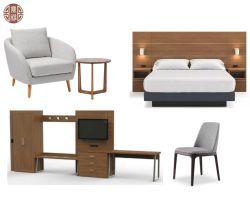 カスタム木の現代ホテルの部屋の家具の製造業者の中国の家具の工場ホテルのベッドの頭板の家具の製造者