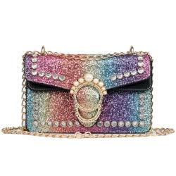 Fengdeng OEM&ODM 디자이너 주문 형식 최신 판매 가죽 핸드백
