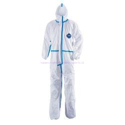 가운 PPE 처분할 수 있는 병원 안전 의류