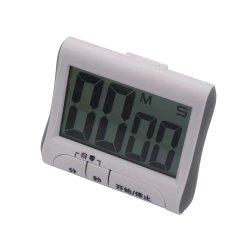 De hete Kleine Digitale het Koken van de Keuken Telling van de Magneet omhoog onderaan Elektronische Tijdopnemer met Wekker