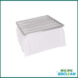 Filtro dell'aria medio della casella del filtro a sacco di risparmio di temi per il sistema del condizionatore d'aria