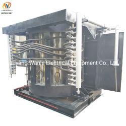 5t 2500kw elektrische Induktions-Stahlalteisen-schmelzender Ofen-Gussteil-Maschine