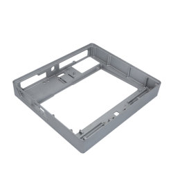 OEM Aangepaste Frame Van uitstekende kwaliteit van het Aluminium van het Afgietsel van de Matrijs van de Precisie