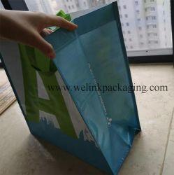 Personalizada OEM feitas de PP de Laminação Tecidos Tote sacos de compras
