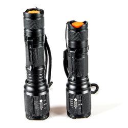Yichen Dimmable torcia tattica della torcia elettrica LED da 300 lumen
