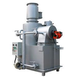 病院装置の医学の焼却炉の危険な固形廃棄物の処置の熱分解のプラント