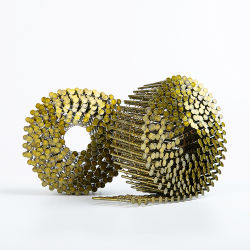 Erstklassige und gute Preis-Schrauben-Schaft-Ladeplatten-Ring-Nägel für pneumatischen Nägelhersteller