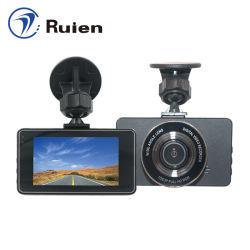Nouveau design de gros de 3 pouces WiFi 1080P 64G voiture boîte noire tiret double caméra Cam