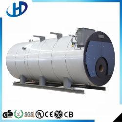 أنبوب من نوع أفقي يعمل بوقود الديزل والغاز الطبيعي أفضل ما يكون غلاية صناعية صينية لتصريف النفايات الصناعية ذات غلاية بخارية ذات درجة حرارة منخفضة انبعاث أكسيد النيتروجين