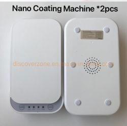 L'anglais Vioce NANO revêtement ensemble de la machine de 9h Téléphone cellulaire de la lumière UV Sanitizer/ stérilisateur cas