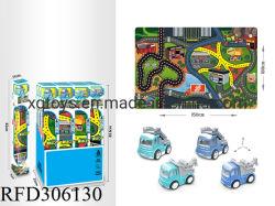 De nieuwe Mat van het Spel van het Speelgoed van de Baby van de Aankomst voor de Gegoten Auto van Jonge geitjes Matrijs