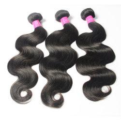 6A перуанские Virgin человеческие волосы кусочки с волосами кутикулу целы