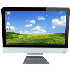 1개의 PC 탁상용 컴퓨터에서 OEM ODM 21.5 인치 I3 I5 I7 J1900 Monoblock 신제품 전부