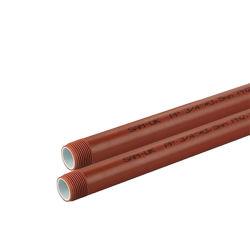 プラスチック中国の製造のPphの糸の管付属品