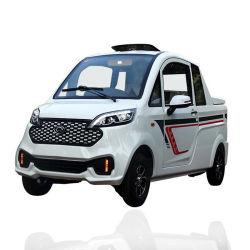 4-местный дешевые небольшой грузовик с электроприводом электрический мини-Ван