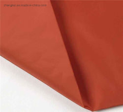 100% de poliéster Plain 50d falso tecido de memória para roupa