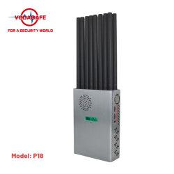 ユニバーサルハイパワーポータブル 18 バンド 5g Jammer Blocker Vodasafe P18