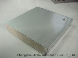 Base de sulfate de calcium pur panneau encapsulé soulevées Système de revêtement de sol