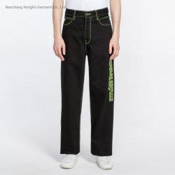 Personalizar el estilo de los hombres Strappy mayorista Jeans