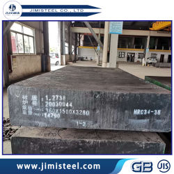1.2311 1.2738 738 硬度プラスチック金型合金鋼製工具 Die Steel P20 2311 フラットバープレートスチール