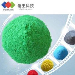 Im Freien hellgrünes Farben-Spray-Lack-Kleber-Polyester/elektrostatische Puder-Beschichtung