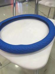 PVC Universal la tapa del airbag del volante PU