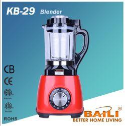 56 oz. Liquidificador Multi-Funtional com interruptor rotativo, Processador de alimentos