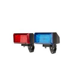 Lamp DC12V Rode Blauwe Lte1405 van de Waarschuwing van de motorfiets de Voor