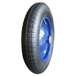 러시아 시장 건축 외바퀴 손수레 압축 공기를 넣은 바퀴