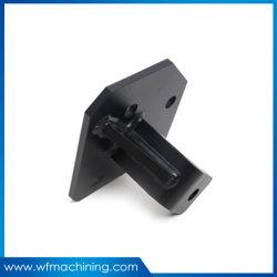 Pólvora negra revestidos Fabricação de chapa metálica usinagem CNC soldar as peças de alumínio