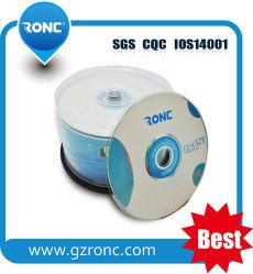 Disque de CD de musique CD-R vierge 700MB 80min 52X 50pcs Boîte à gâteau