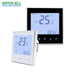 Écran LCD tactile de contrôle à distance sans fil WiFi Smart Thermostat