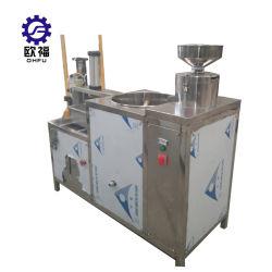 Edelstahl-Tofu-Presse-Soyabohne-Milch-elektrische Bohnengallerte-Maschine