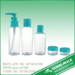 5PCS de kosmetische Uitrusting van de Reis voor het Reizen