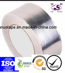 Стеклянные нити накаливания ленты алюминиевой клейкой ленты