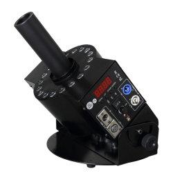 Máquina de jacto de CO2 DMX 18 RGB LED DJ Discoteca Parte Discoteca Fase efeito especial