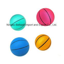 싼 가격 다채로운 PVC 공 작은 PVC 농구 곡예를 하는 공