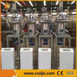 Alimentador automático de aspirador de pó de plástico/carregador de pó de Vácuo
