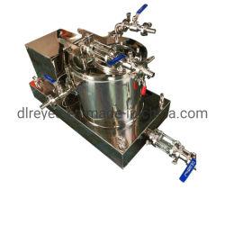 La preuve d'explosion d'extraction de l'éthanol d'huile de chanvre Double-Jacket Filtre séparateur centrifuge avec fonction de trempage