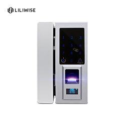 Smart электрической автоматической безрамные закаленное кабинета Showcase опускное стекло в коммерческих целях центральный замок двери водителя