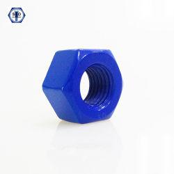 Les écrous hexagonaux lourd de l'ASTM A194 2H