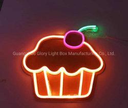 Commerce de gros de l'acrylique Custom 3D Flex enseigne au néon LED personnalisé signe de la lampe au néon de lumière