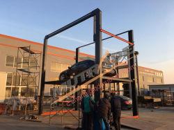 Европе Америки Dock аэропорта Порт грузовых автомобилей автомобиль подъемной системы